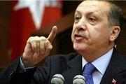 وقتی بوی گاز به مشام اردوغان می خورد