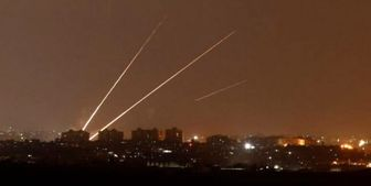 شلیک 36 راکت به شهرکهای صهیونیستنشین با وجود گنبد آهنین