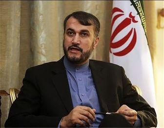 امیرعبداللهیان: همهپرسی کردستان عراق علیه عراق است