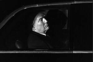 اولین ترس و دلهره ترامپ از انتقام سخت دیده شد