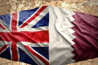دیدار رئیس ستاد نیروی هوایی انگلیس و وزیر دفاع قطر در دوحه