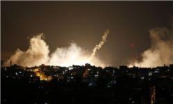 استفادهی صهیونیست از گاز اعصاب در نوار غزه