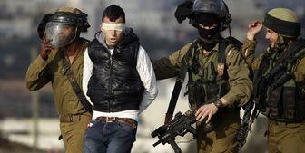 رژیم صهیونیستی 3 فلسطینی را بازداشت کرد