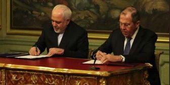 امضا اعلامیه مشترک ایران و روسیه درباره ارتقای حقوق بینالملل