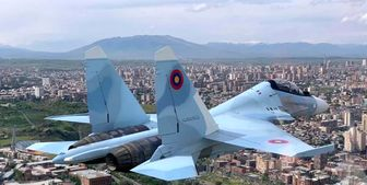 جزئیات سقوط جنگنده «سوخو 30» روسیه