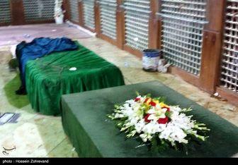 برگزاری مراسم پنجشنبه آخر سال در حرم امام(ره)
