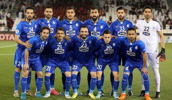 آمار خوب استقلال در هفته دوم لیگ قهرمانان آسیا
