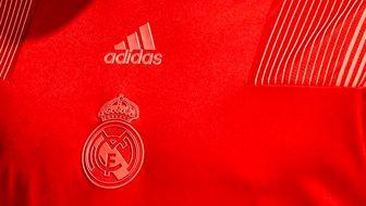 تغییر رنگ لباس رئال مادرید
