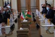 حمایت ایران از روند صلح به رهبری و مدیریت افغان ها