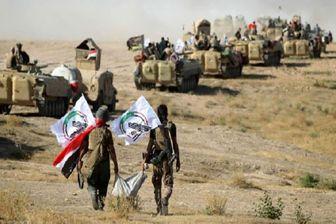 «حشد شعبی» یورش داعش به جنوب «سامراء» عراق را ناکام گذاشت