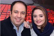 دعوای خواهر و همسر نرگس محمدی /عکس