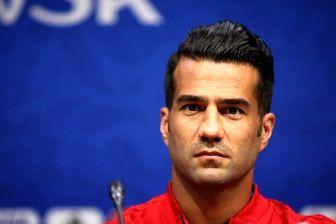 ناراحتی و گلایه های شجاعی از اظهارات داورزنی علیه بازیکنان تیم ملی
