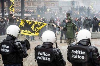 تظاهرات ضد دولتی در آلبانی به خشونت کشیده شد
