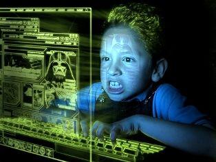 تاثیرات بازی های رایانه ای بر سلامت کودکان