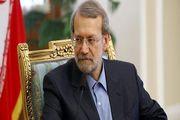 لاریجانی: توجه به سواحل مکران یک جهتگیری استراتژیک است
