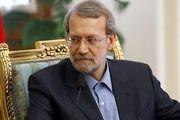 لاریجانی: مذاکرات هستهای در زمان اوباما درخواست آمریکا بود