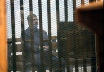 برگزاری جلسه علنی محاکمه مرسی در پرونده جاسوسی برای قطر