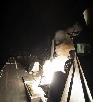 هدف آمریکا از حمله هوایی به پایگاه نظامی ارتش سوریه