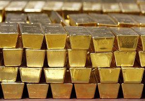 کاهش قیمت طلا در بازارهای جهانی