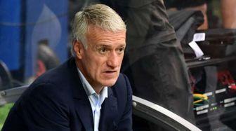 امیدواری سرمربی فرانسه برای رسیدن به فینال جام جهانی