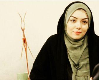 عاشقانه های مجریِ زن ممنوع التصویر/ عکس
