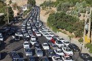 جزئیات وضعیت ترافیکی راهها