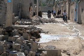 ایجاد ۲۹ اردوگاه برای زلزلهزدگان برازجانی