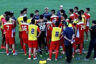 اسامی ۲۳ بازیکن تیم فوتبال امید ایران