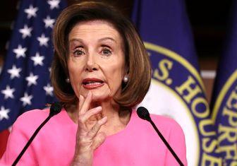 پلوسی: بدهی مالیاتی ترامپ تهدیدی برای امنیت ملی آمریکاست