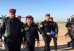 فرمانده نیروی ضد تروریسم عراق به کرکوک رفت