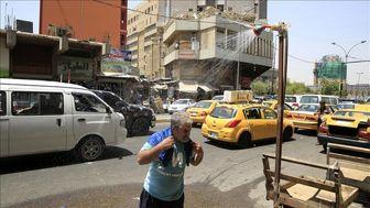 کشورهای عربی در تسخیر موج گرمای شدید