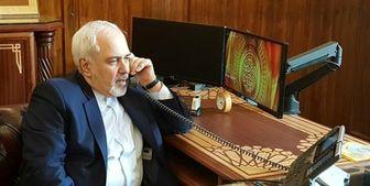 گفتگوی تلفنی ظریف با وزیر خارجه جدید عراق