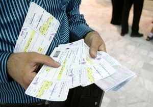 بلیط اربعین تهران-نجف بالاتر از ۲.۲میلیون تخلف است