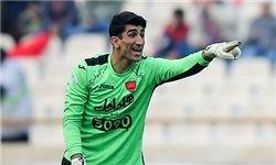 بیرانوند: چند بازیکن الجزیره ما را اذیت کردند