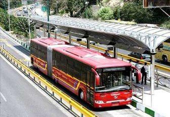 ضرورت تأمین اتوبوسهای شهری برای تهران در ایام کرونایی