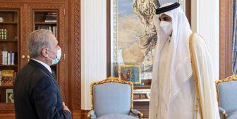 رایزنی نخستوزیر فلسطین با مقامات قطر