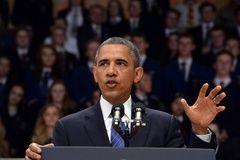 محبوبیت اوباما به کمتر از ۵۰ درصد رسید