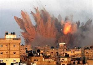 جنگندههای ائتلاف عربستان به شهرهای یمن حمله کردند