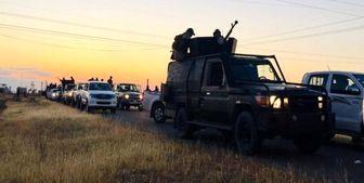 الحشد الشعبی 15 داعشی را دستگیر کرد