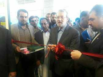 افتتاح بخش سوختگی مجتمع بیمارستانی علی بنابیطالب(ع) زاهدان