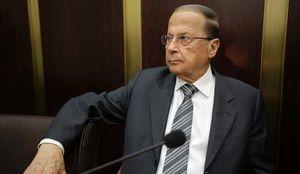 میشل عون: باید امنیت و ثبات لبنان را تامین کنم