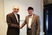 صالحی با وزیر خارجه عمان دیدار کرد