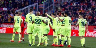 تغییرات جالب پیراهن دوم بارسلونا درسالهای اخیر+عکس