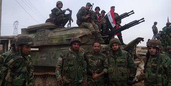 بازپس گیری  2 شهرک ریف حماه توسط ارتش سوریه