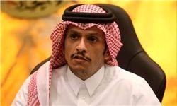 وزیر خارجه قطر: ایران وارد مذاکره با آمریکا نمیشود