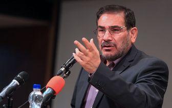 شمخانی استراتژی ایران برای مقابله با استقلال کردستان را تشریح کرد