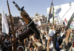 اصابت موشک قاهر 1 یمنیها به مقر متجاوزان
