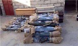 موشکهای ضدر زره آکبند آمریکایی برای داعش! + تصویر