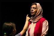ساناز سماواتی و شبنم قلی خانی در مجموعه گلف /عکس