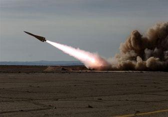 سایه دقیقترین راکت ایرانی روی سر دشمن